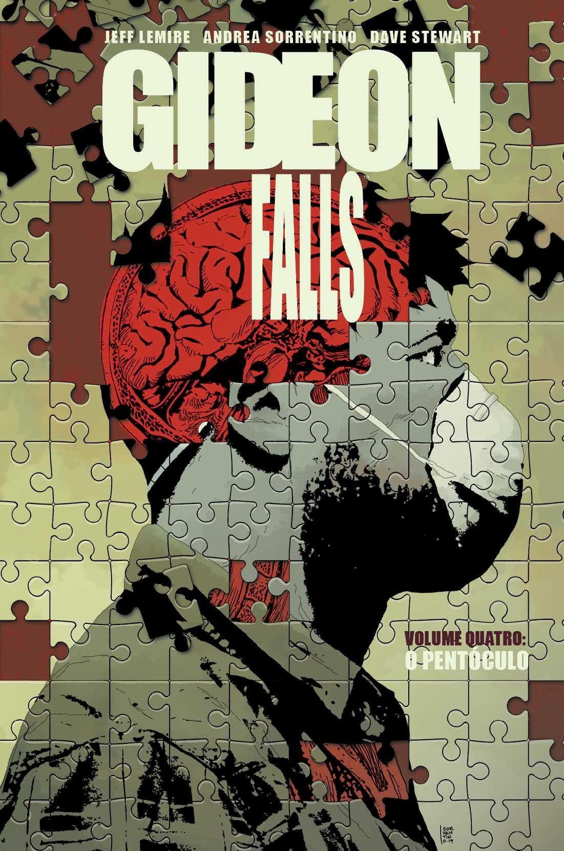 GIDEON FALLS vol. 4: O Pentóculo