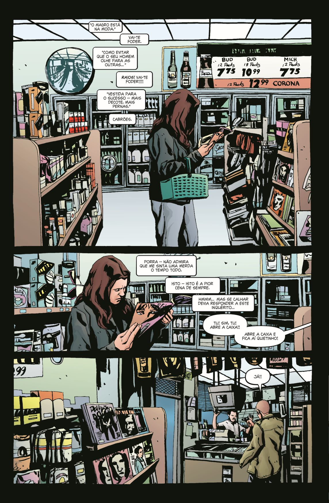 Jessica Jones ALIAS vol. 3