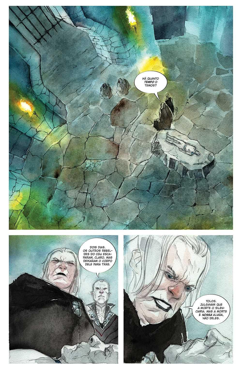 ASCENDER vol.1: A Galáxia Assombrada