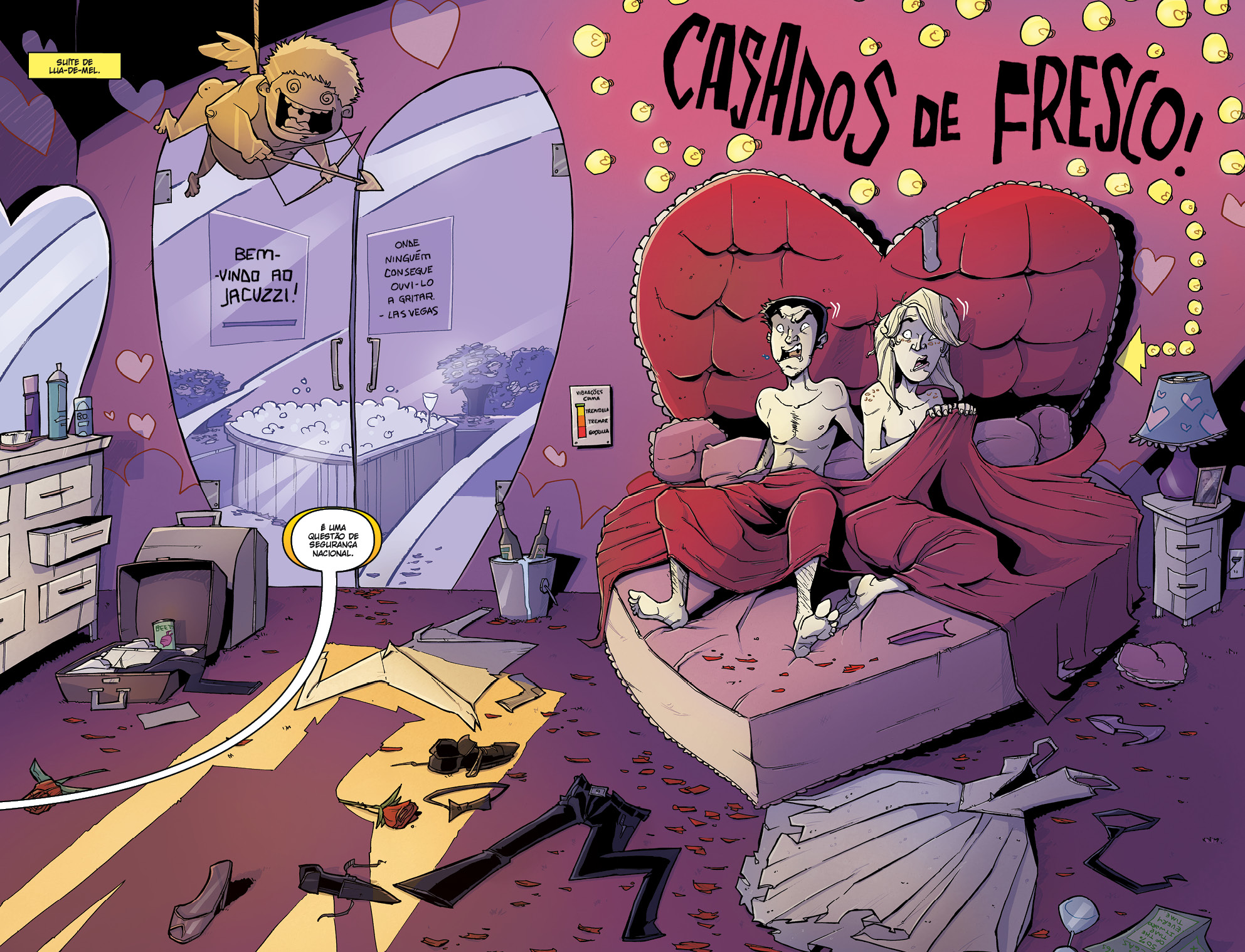 Tony CHU vol. 9: Granda Frango!