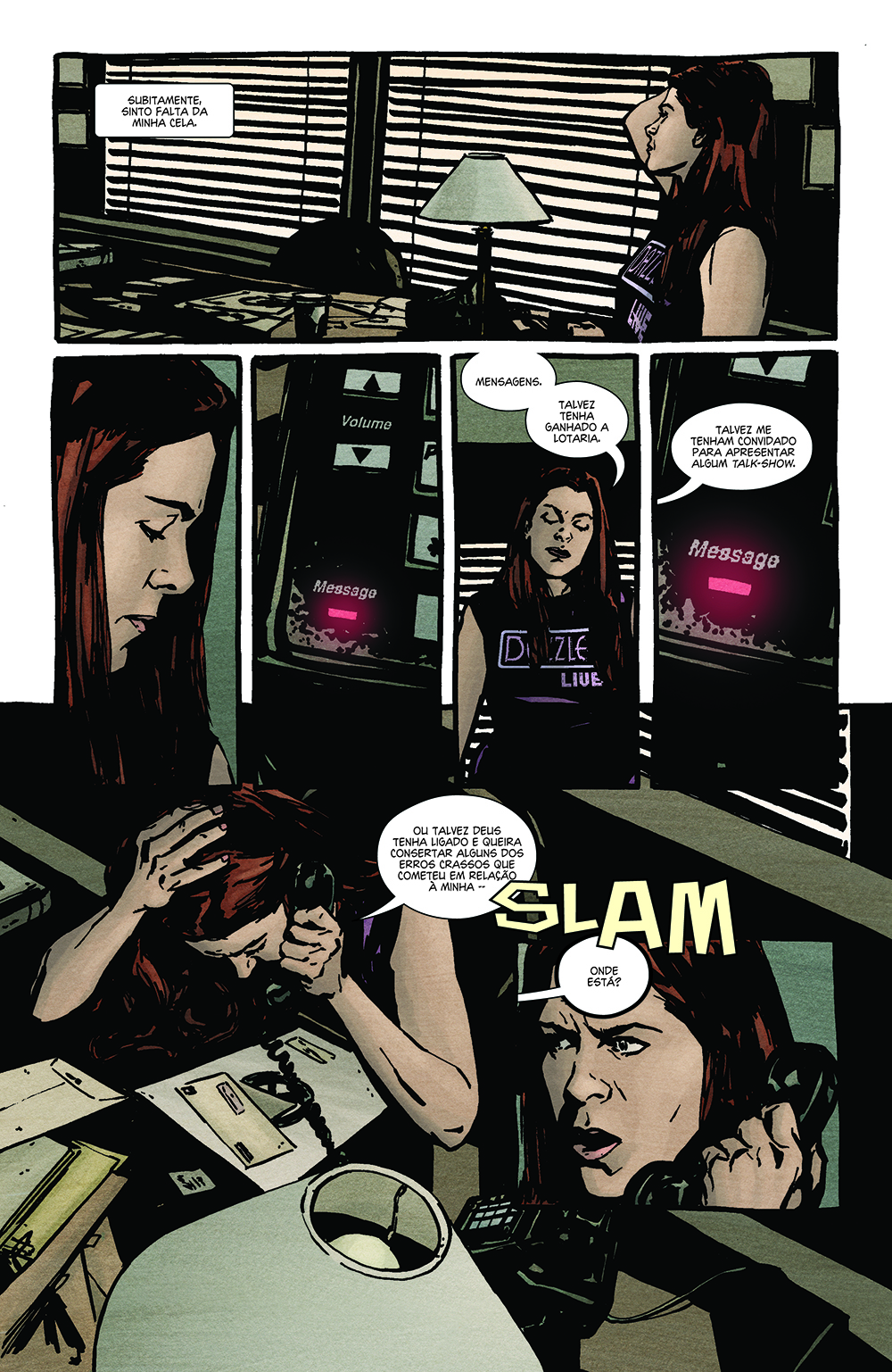 JESSICA JONES vol. 1: SEM LIMITES
