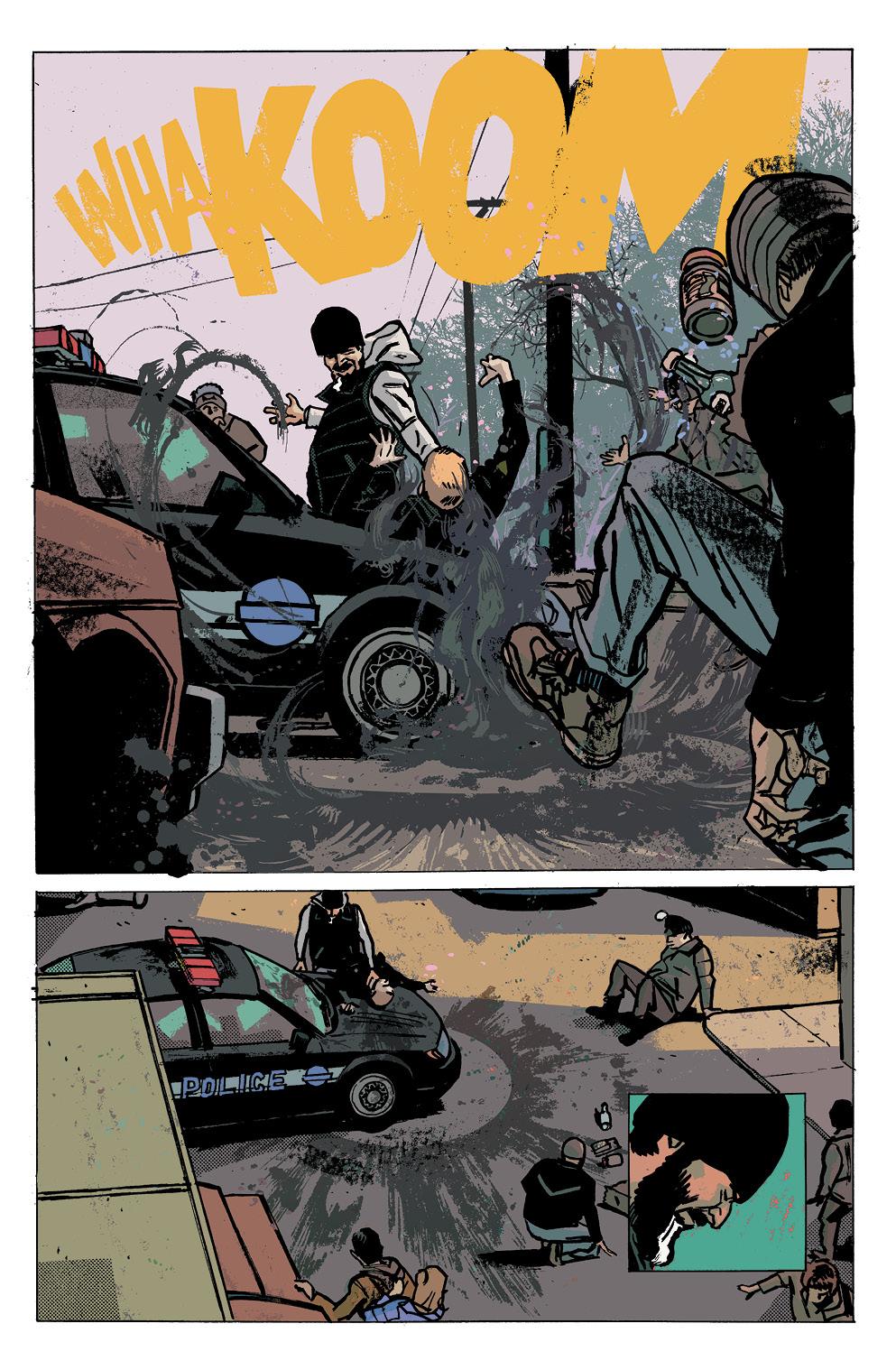 OUTCAST volume 5: O Novo Caminho / Invasão