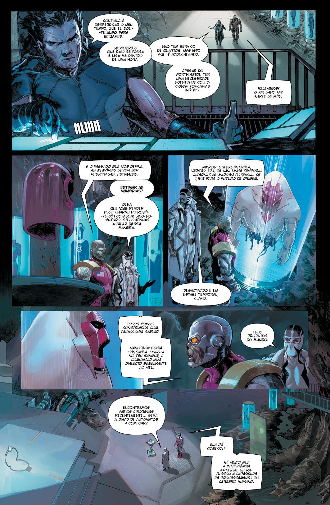 UNCANNY X-FORCE Vol. 2: SAGA DO ANJO NEGRO